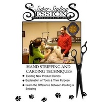 Super Styling Sessions DVD Handstripping & Carding