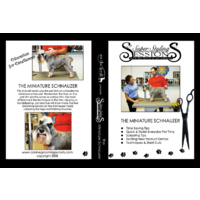 Super Styling Sessions DVD Mini Schnauzer