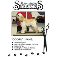 Super Styling Sessions DVD Cocker Spaniels