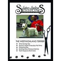 Super Styling Sessions DVD West Highland Terrier