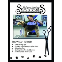 Super Styling Sessions DVD Welsh Terrier