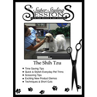 Super Styling Sessions DVD Shih Tzu