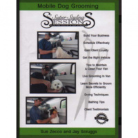 Super Styling Sessions Mobile Grooming DVD