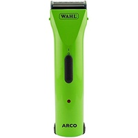 Wahl Arco Rechargable Clipper LIMITED EDITION GREEN!