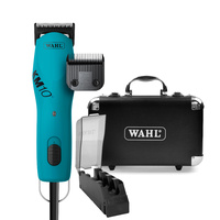 Wahl KM10 Professional Two Speed Clipper with FREE CASE