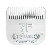 Oster 7F (3.2mm) Clipper Blade Short/Medium Finish Cut