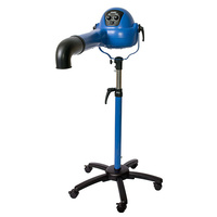 XPOWER B-18 Professional Finishing Stand Dryer with Variable Speed & Heat