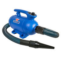 XPOWER B-24 Thermal Ace Force Pet Dryer with Heat - Variable Speed