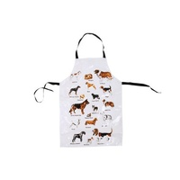 Show Tech Waterproof Bathing Apron - Dogs design