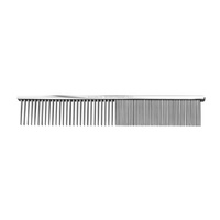 Aaronco Honeycomb 807 9inch (49) Medium Teeth / (27)Coarse Teeth Grooming Comb