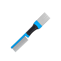 Groom Professional Dual Action Two Way Comb