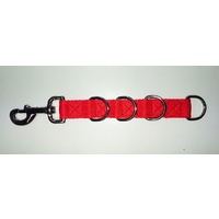 Colin Taylor Red Grooming Loop Extender Strap