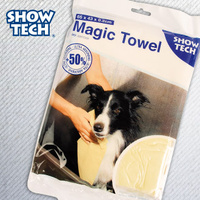 Show Tech Moisture Magic Pet Towel