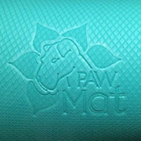 "PawMat Anti-fatigue Grooming Table Mat 32"" x 24"" Teal"