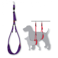 Black Dog Wear Grooming Sling