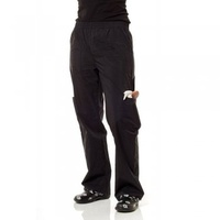 JimJump Black Cargo Trouser