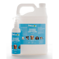 Petway Powder Cologne Coat Gloss