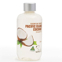 Smiley Dog Pacific Island Coconut Natural Shampoo
