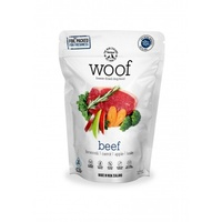 Woof Freeze Dried Beef Dog Food