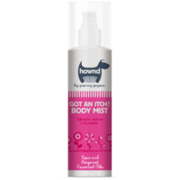 Hownd Got An Itch? Moisturising Body Mist 250ml