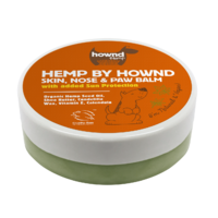 Hownd Hemp by Hownd Skin, Nose and Paw Balm with Sun Protection 50g