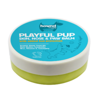 Hownd Playful Pup Skin, Nose, and Paw Balm with Sun Protection 50g