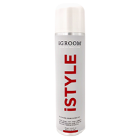 iGroom iSTYLE Ultra Fast Drying Hair Spray and Shine