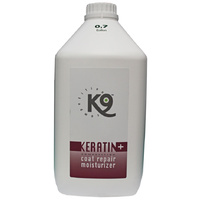 K9 Competition Keratin & Moisture Coat Repair Spray 2.7L