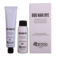 OPAWZ Super Black dog Black Hair Dye Permanent