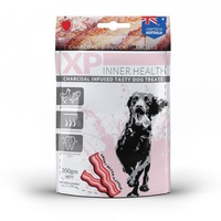 XP Inner Health Charcoal Infused Treats Smokey Bacon 200g