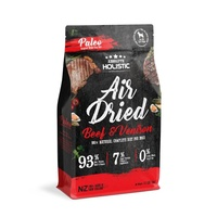 Absolute Holistic 1kg Red Meat - Beef & Venision Air Dried Dog Food
