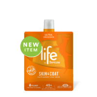 LIFE Skin & Coat Ultra Concentrated Supplement for Dogs 75ml