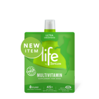 LIFE Multivitamin Ultra Concentrated Supplement for Dogs 75ml