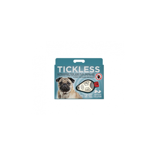 Tickless Ultrasonic Tick And Flea Repeller Up To 12 Months Protection