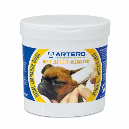 Artero Disposable Ear Cleaning Wipes 50 Pack