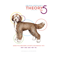 Theory of 5 Grooming Book 2nd Edition By Melissa Verplank