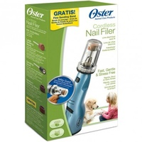Oster Cordless Nail Filer