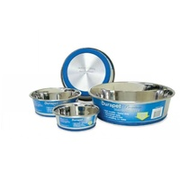 Zeez DuraPet Stainless Steel Pet Bowl