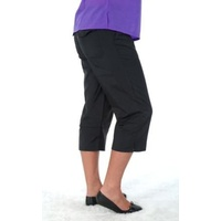 JimJump 3/4 Capri Trousers Black 3XL (JJ6)