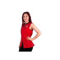 Tikima Belina RED Grooming Shirt