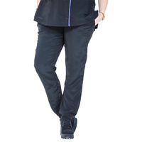Top To Tail Trousers Bedlington Blue Accent