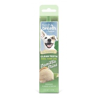 Fresh Breath Clean Teeth Gel Vanilla Mint 59ml