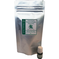 Animal Ayurveda Beauty Herb Pack Starter Pack 50g